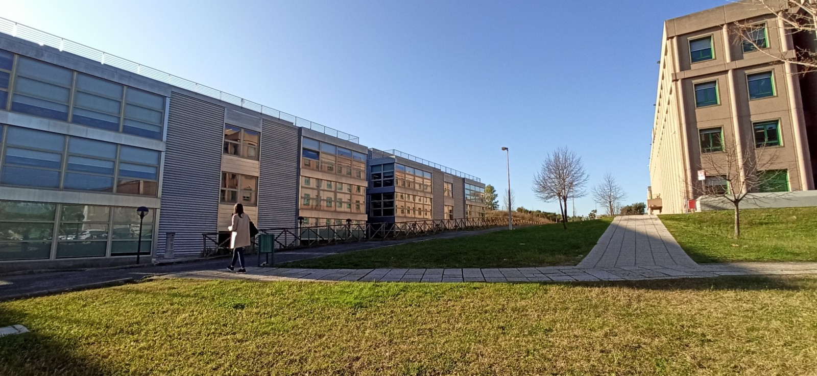 Didactic building